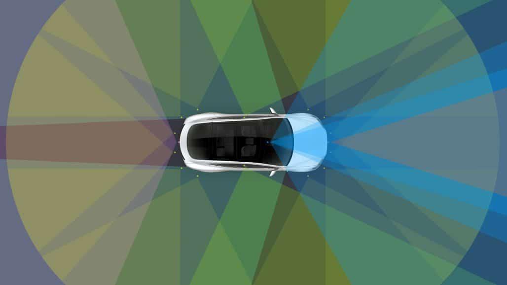 "Tesla ""Volles Potenzial für autonomes Fahren"" (FSD)"