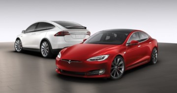 Tesla Model S , Tesla Model X uncorking