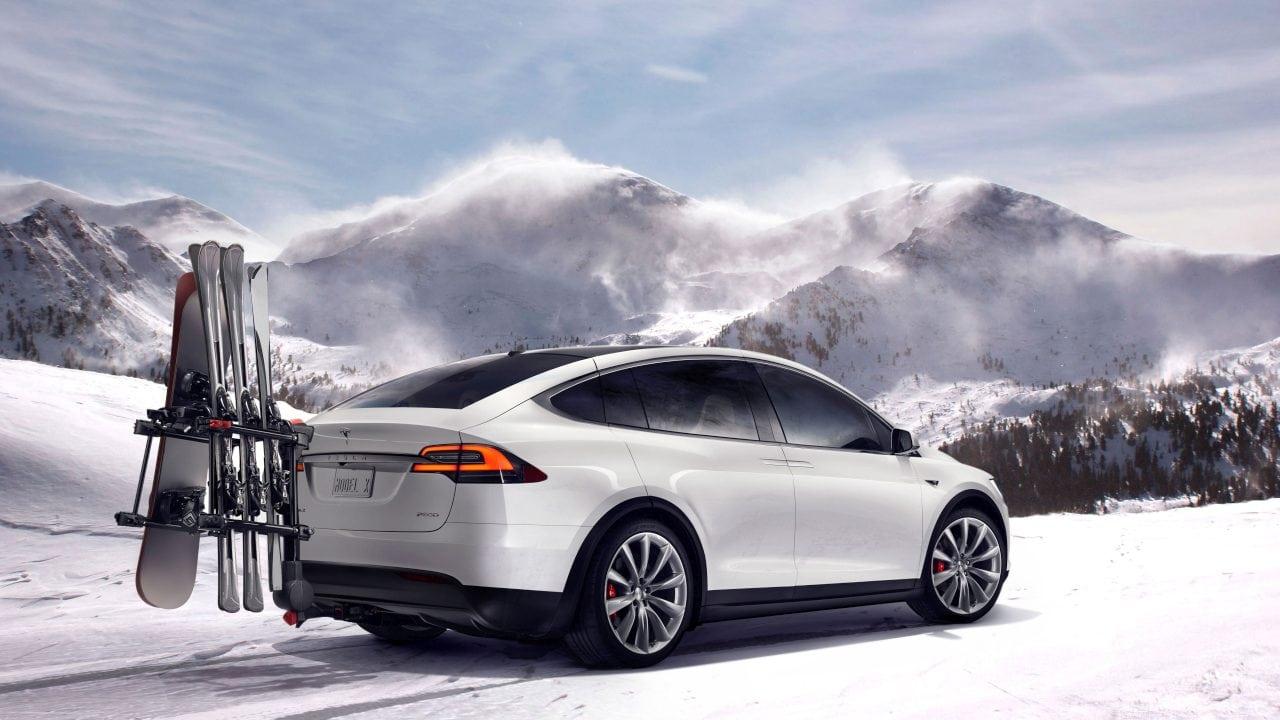 Tesla Batterie vorheizen vorwärmen