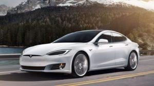 Tesla Fahrzeug VIN / FIN Nummer dekodieren