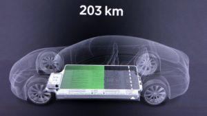 Tesla Akku Typ Nummer dekodieren