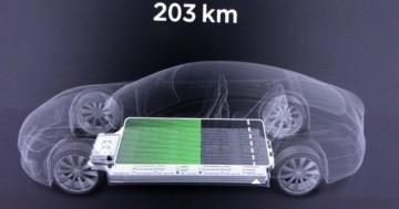 Tesla Model S Akku