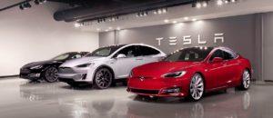 Tesla CPO Gebrauchtwagen Inventar Fahrzeuge