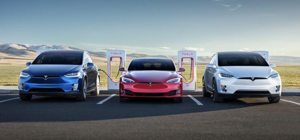 Tesla Kosten im Vergleich zu anderen Autos