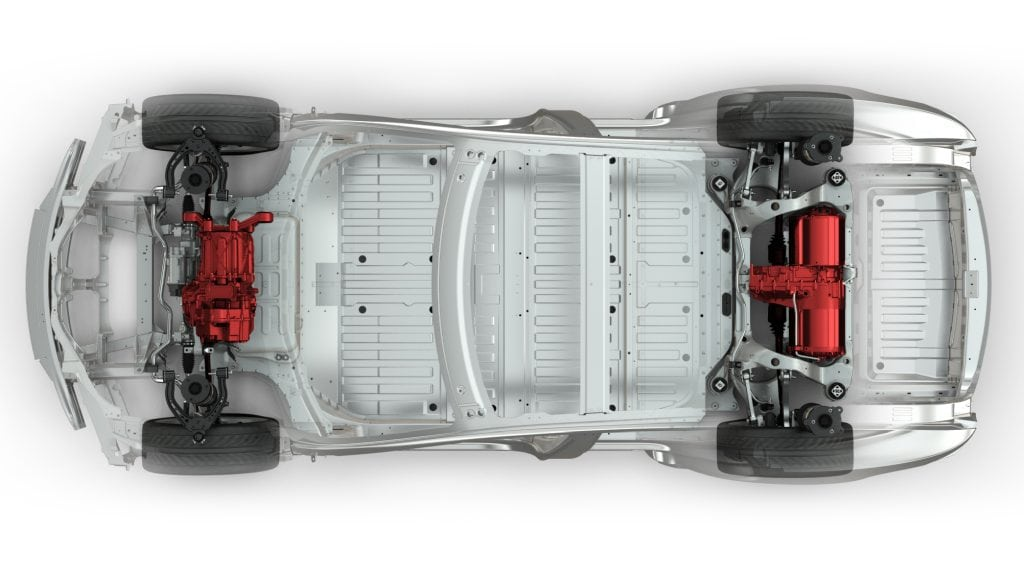 Tesla Ersatzteile