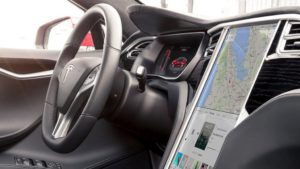 Model S und Model X : Tesla MCU Unterschiede
