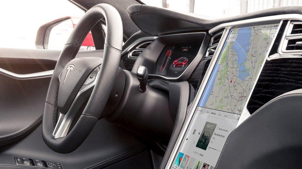 Tesla MCU Unterschiede beim Model S und Model X