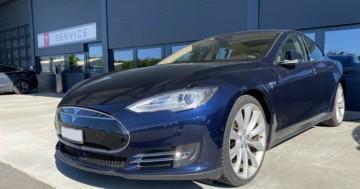 Tesla Model S PreFacelift LTE Upgrade