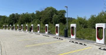 Tesla Supercharger kostenlos