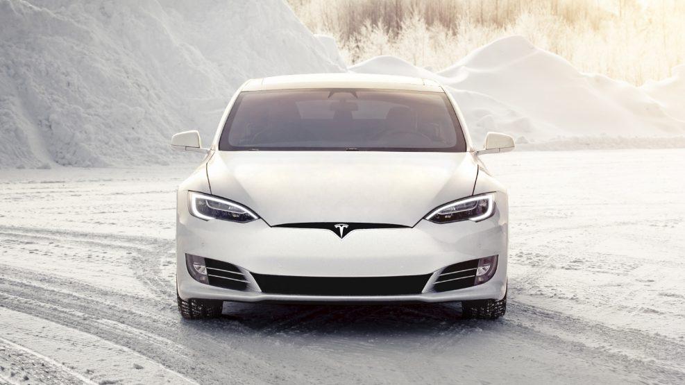 Tesla Lüftung