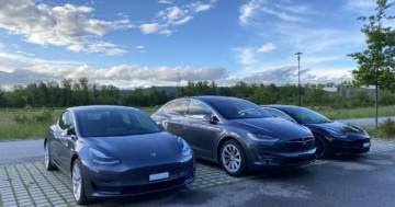 Tesla Elektroauto Förderung Schweiz