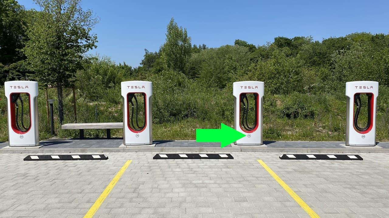 Tesla Supercharger Ladezeit verkürzen