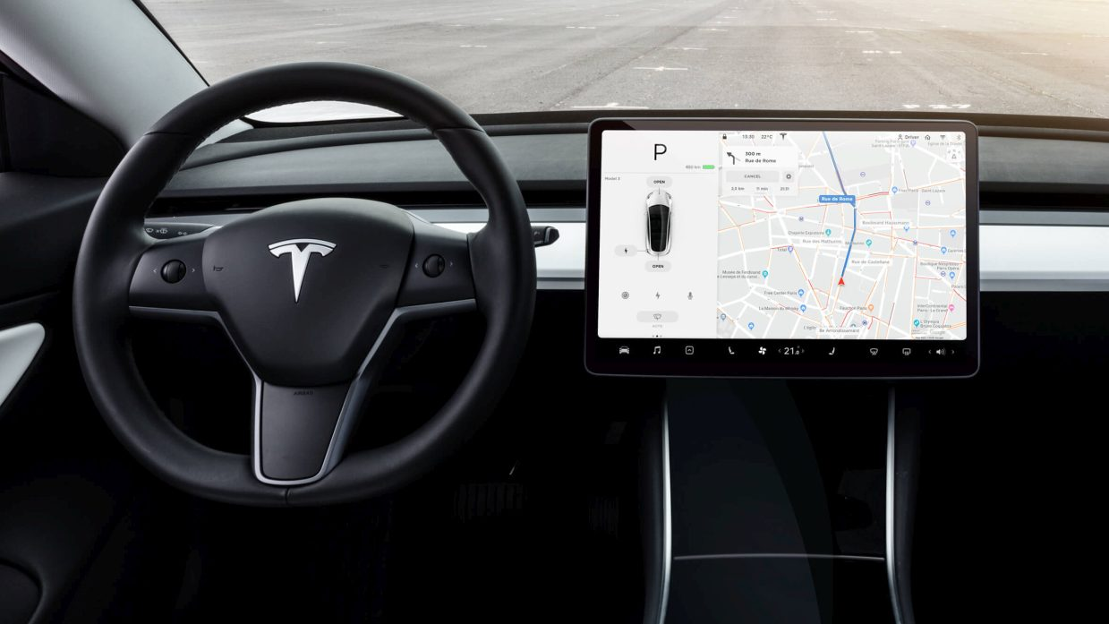 Tesla Software Updates Tesla WLAN