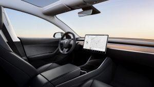 Tesla Model 3 Innenraum Unterschiede