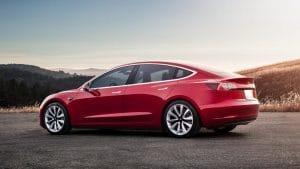 Wie hoch ist der Preis für das Tesla Model 3?