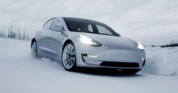 Tesla Model 3 Winterreifen