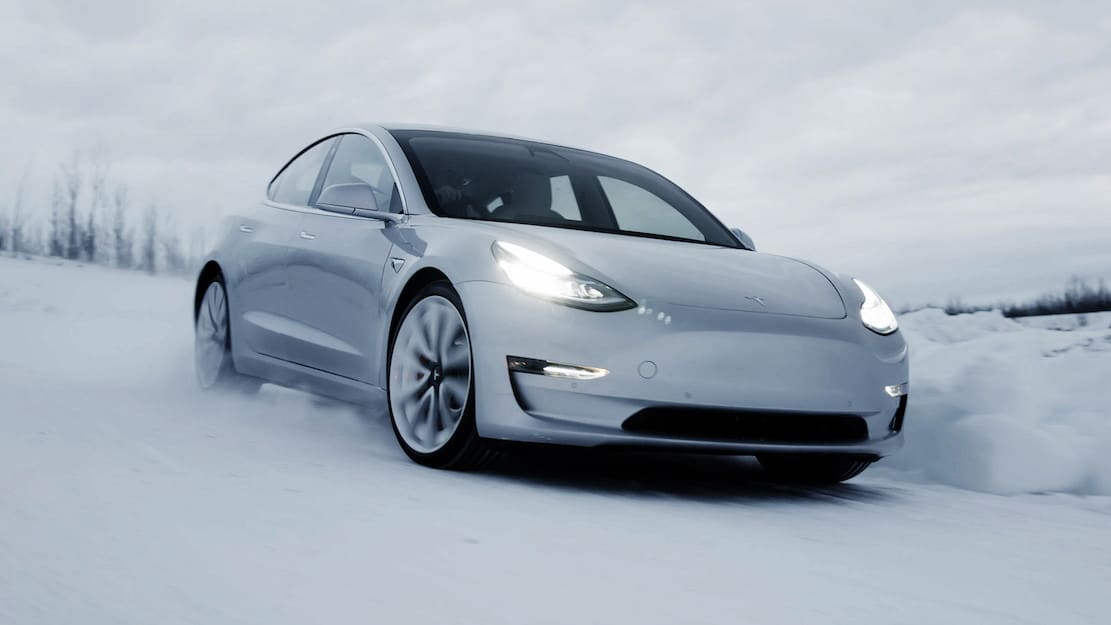 Tesla Model 3 Winterreifen