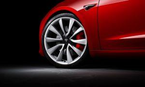 Tesla Model 3 Performance Bremsen