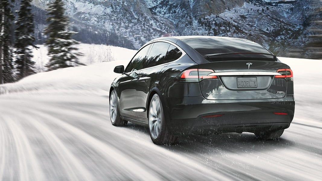 Tesla Model X Winterreifen Empfehlungen