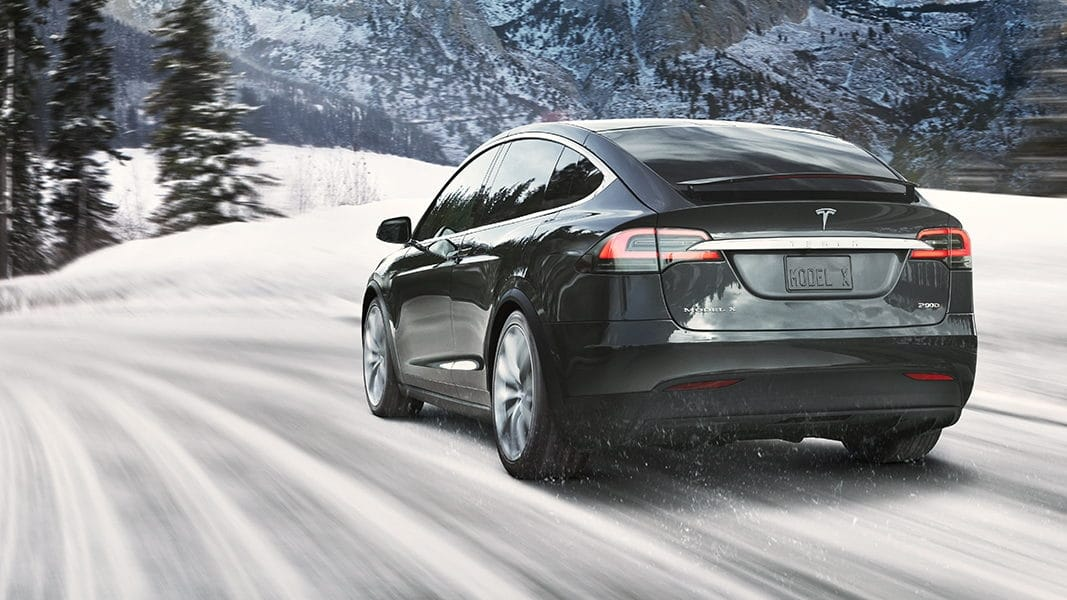 Tesla Model X Winterreifen