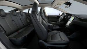 Tesla Model S Ausstattung Übersicht