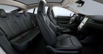 Tesla Model S Ausstattung
