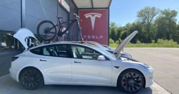 Tesla Dachträger Gepäckträger Model S Model 3 Model Y Model X