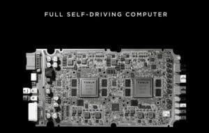Tesla FSD Computer Autpilot Update