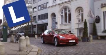 Tesla Fahrschule