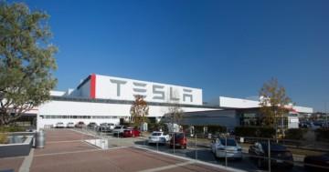 Tesla Fremont Wo baut Tesla