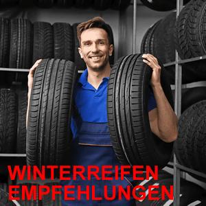Tesla Winterreifen Empfehlungen