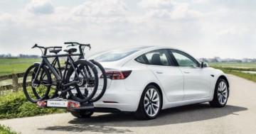 Tesla Anhängerkupplung
