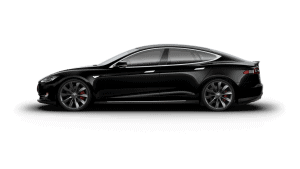 Tesla Model S PBSB Solid Black