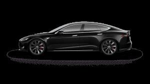 Tesla Model S PMBL Obsidian Black Metallic