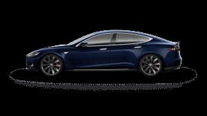 Tesla Model S PMMB Blue Metallic