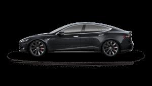 Tesla Model S PMNG Midnight Silver Metallic
