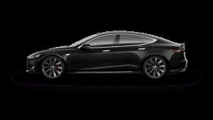 Tesla Model S PMSG Green Metallic