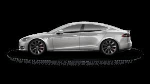 Tesla Model S PMSS Silver Metallic