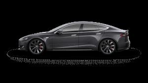 Tesla Model S PMTG Dolphin Grey Metallic