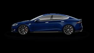Tesla Model S PPSB Deep Blue Metallic