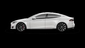 Tesla Model S PPSW Pearl White Multi-Coat