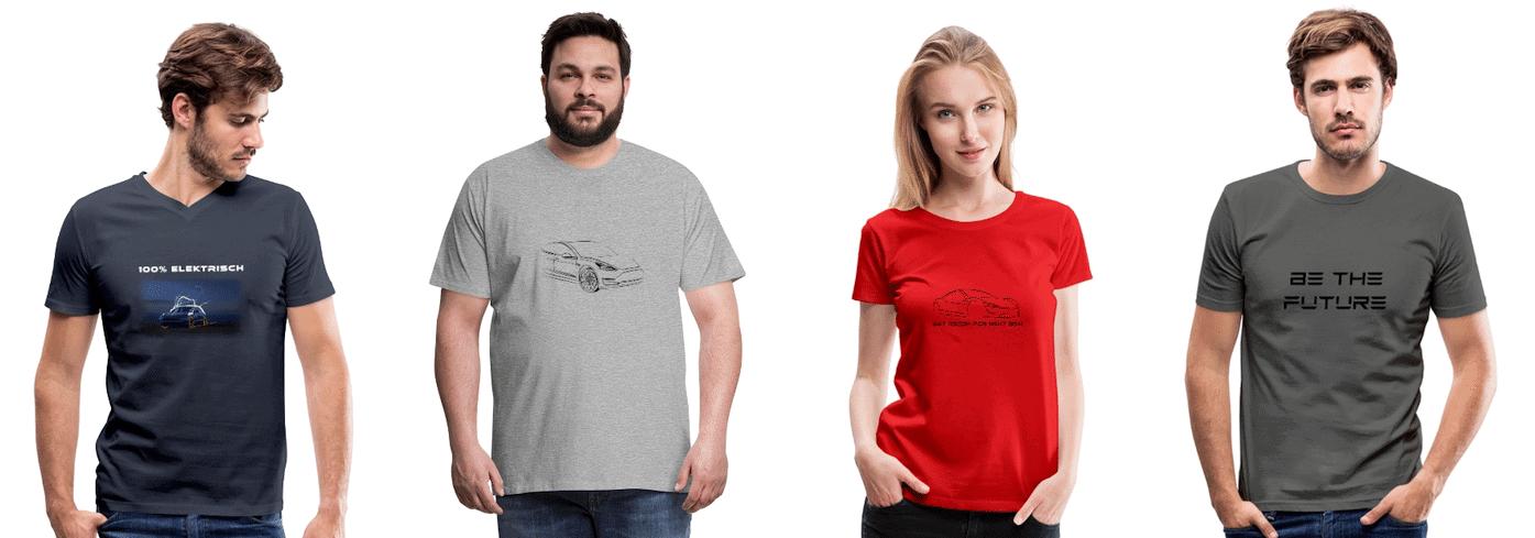 Tesla T-Shirts