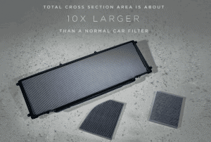 Tesla HEPA Filter