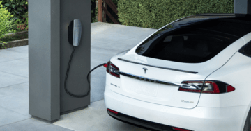Tesla Ladestation Wallbox