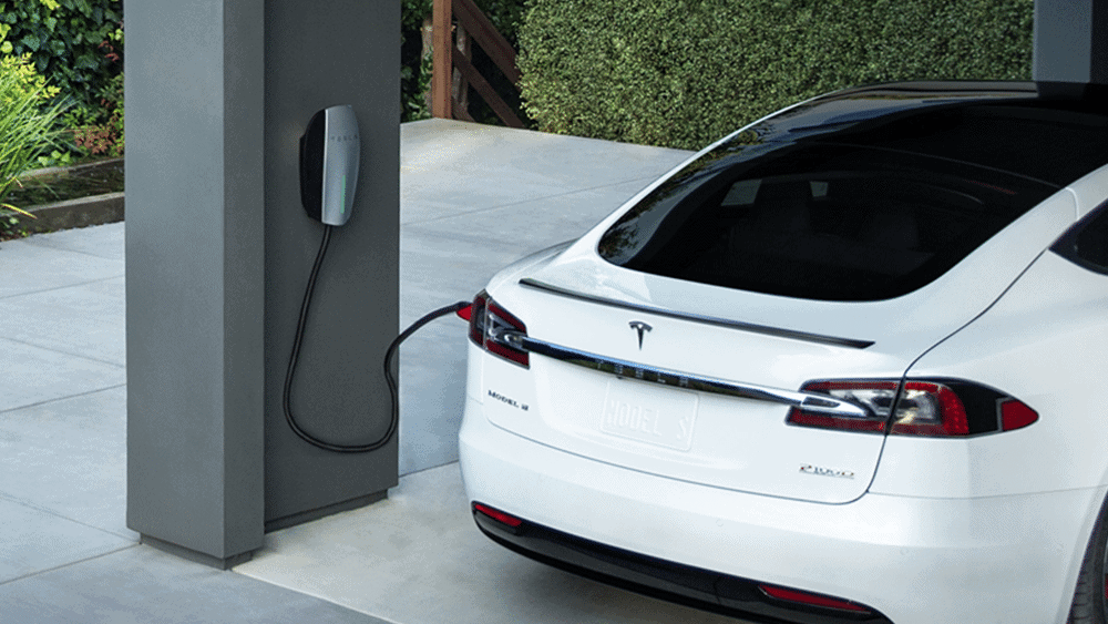 Tesla Ladestation Wallbox