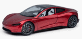 Tesla Roadster Modellauto