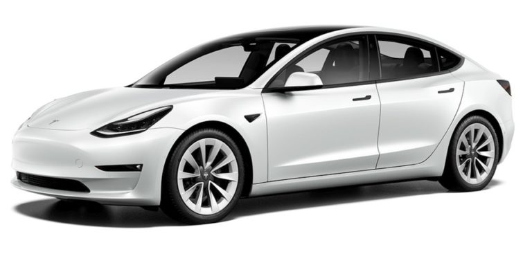 Tesla Model 3 Refresh Facelift 2021 19