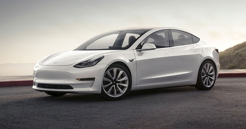 Tesla Model 3 Zubehör