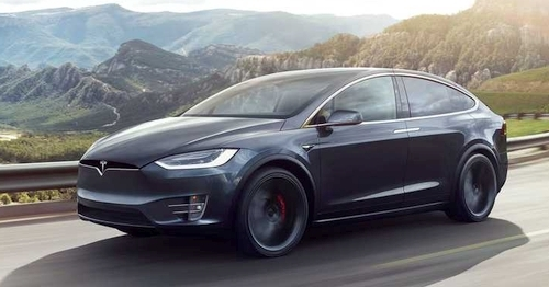 Tesla Model X Zubehör
