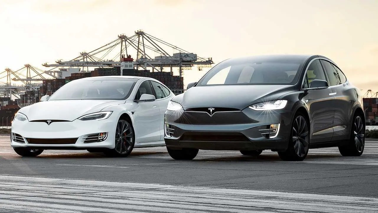 Tesla Model S Model X Maximale Reichweite Plus Unterschiede